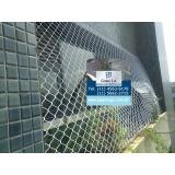 colocação de tela de segurança para janela Mogi das Cruzes