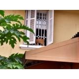 tela de proteção gatos preço Aricanduva