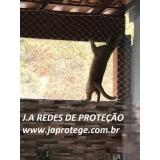 tela de proteção para gatos preço Alphaville Industrial