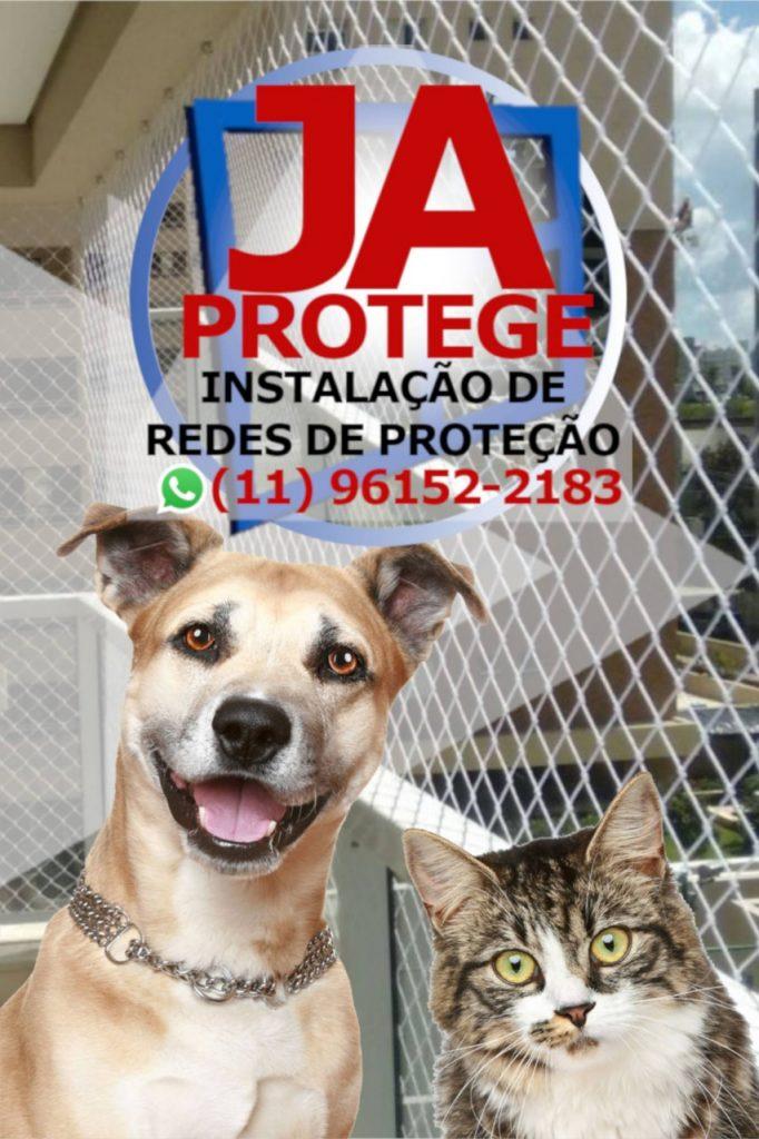 redes de proteção para animais