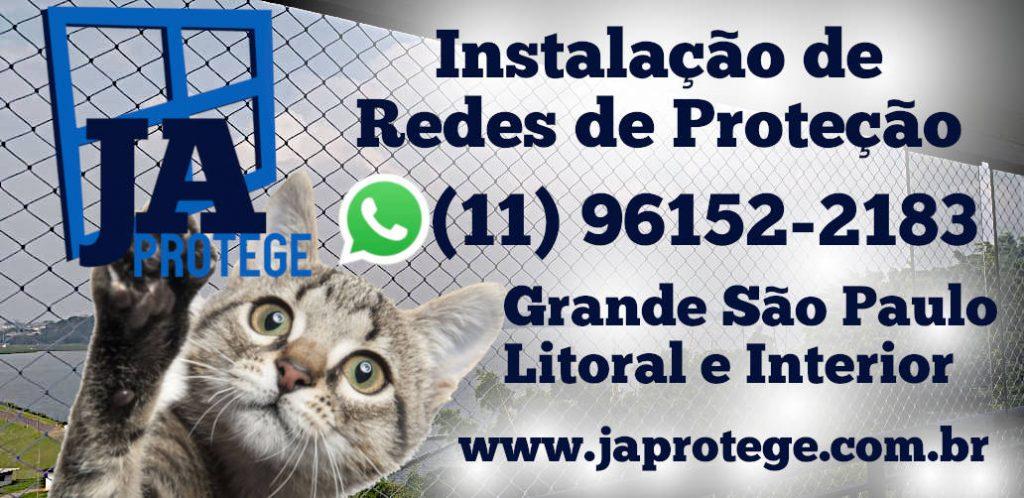 Instalação de Telas de Proteção para apartamentos em São Paulo