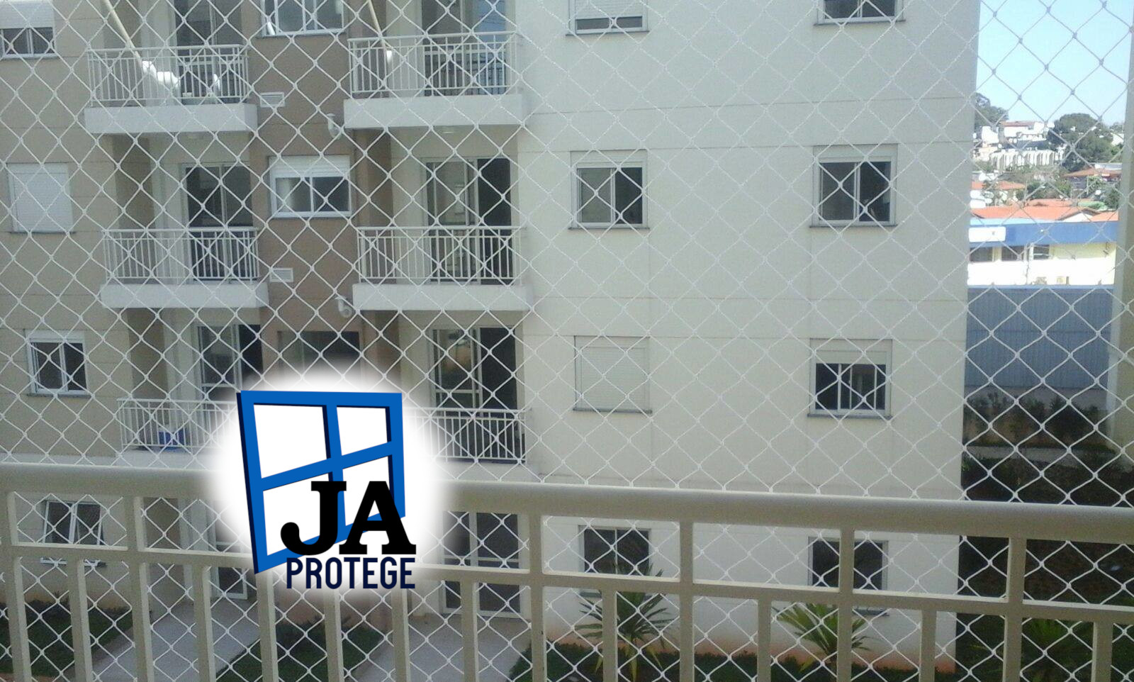 Redes de Proteção para janelas de apartamentos